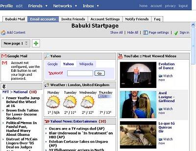 babuki
