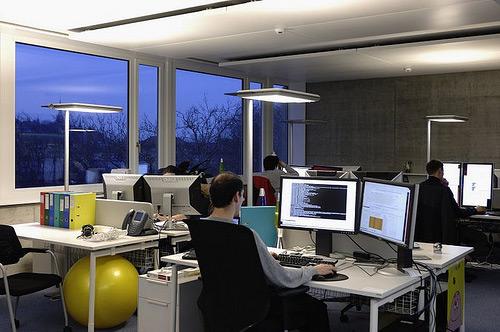 Oficinas de google taringa for Oficina zurich zaragoza