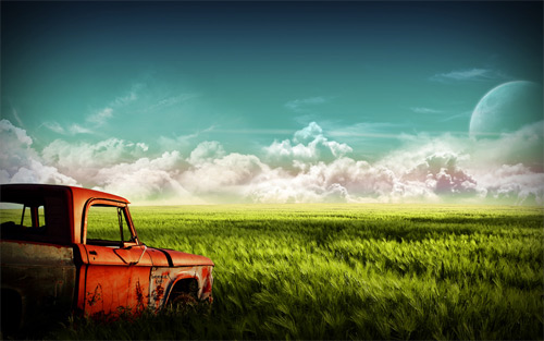 beautiful scenery desktop wallpaper. It Was a Beautiful Day by kol