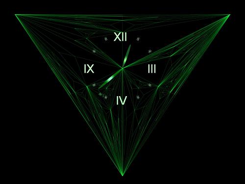 emerald-clock