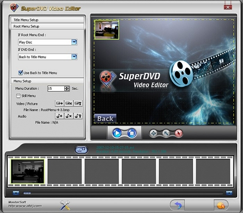 Più di 25 programmi di video editing gratis , software risorse macintosh links  , superdvd%20video%20editor