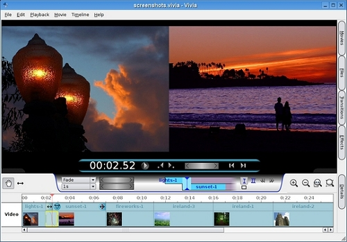 Più di 25 programmi di video editing gratis , software risorse macintosh links  , vivia