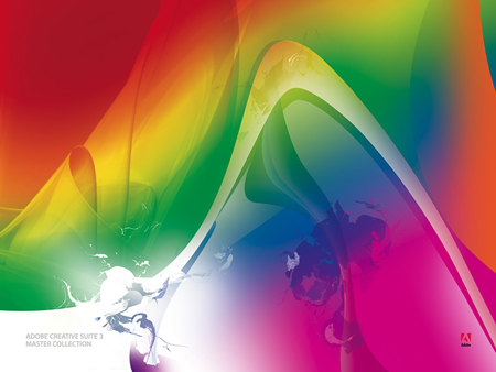 Adobe CS3 Wallpapers